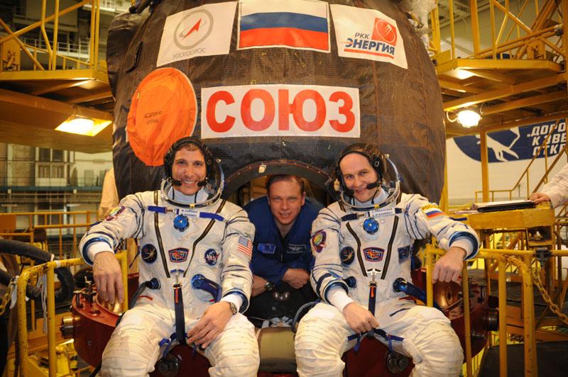Lancement & retour sur terre de Soyouz TMA-08M  Soyuz_26