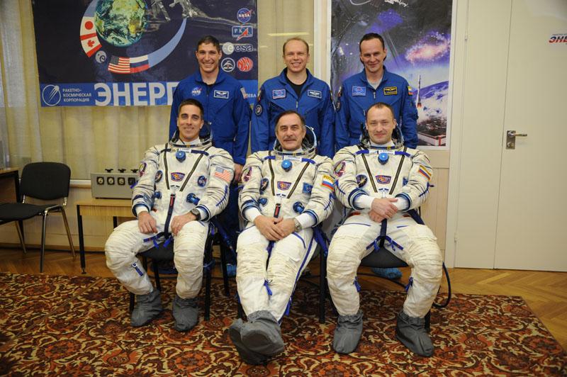 Lancement & retour sur terre de Soyouz TMA-08M  Soyuz_27