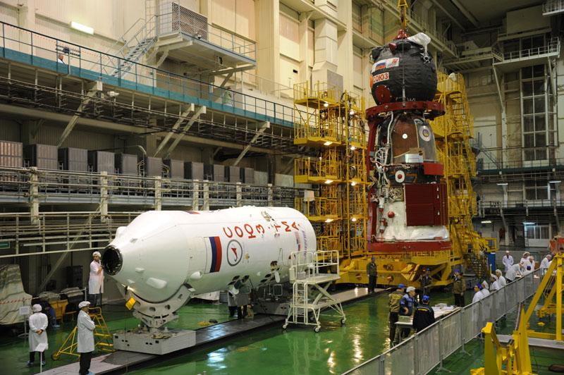 Lancement & retour sur terre de Soyouz TMA-08M  Soyuz_28
