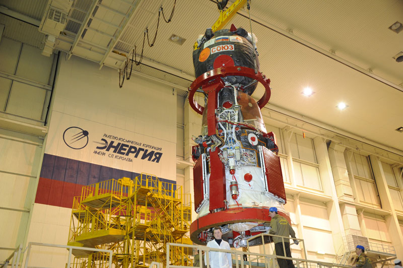 Lancement & retour sur terre de Soyouz TMA-08M  Soyuz_29