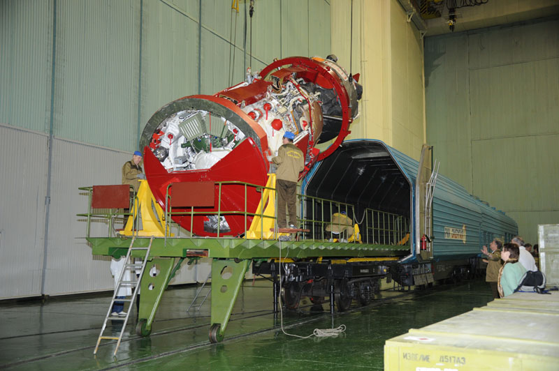 Lancement & retour sur terre de Soyouz TMA-08M  Soyuz_31