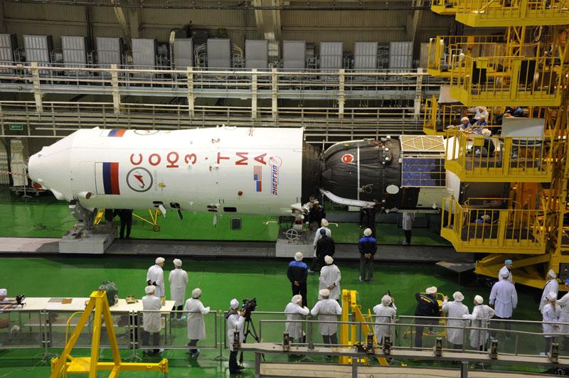 Lancement & retour sur terre de Soyouz TMA-08M  Soyuz_32