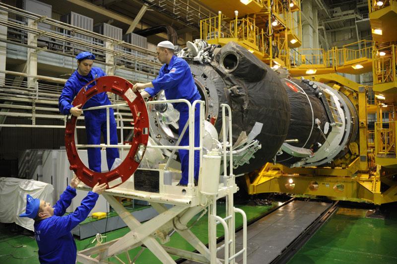 Lancement & retour sur terre de Soyouz TMA-08M  Soyuz_33