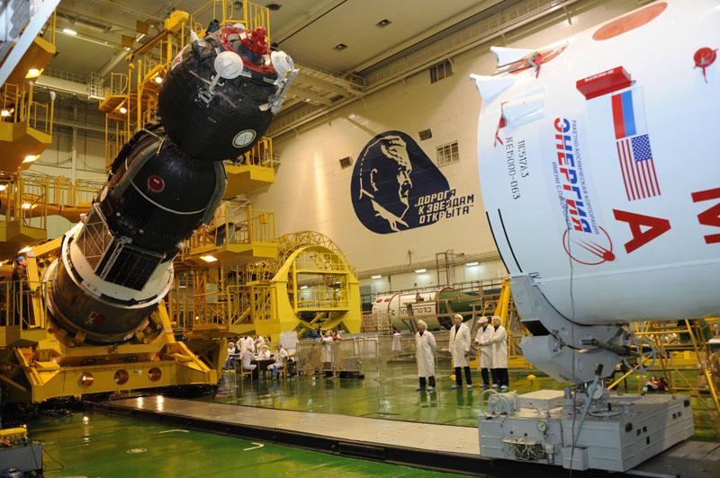 Lancement & retour sur terre de Soyouz TMA-08M  Soyuz_34
