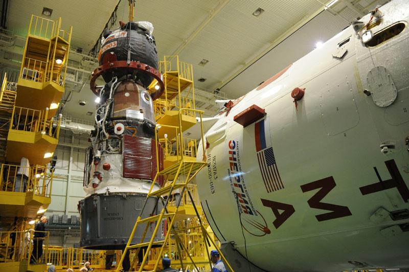 Lancement & retour sur terre de Soyouz TMA-08M  Soyuz_35