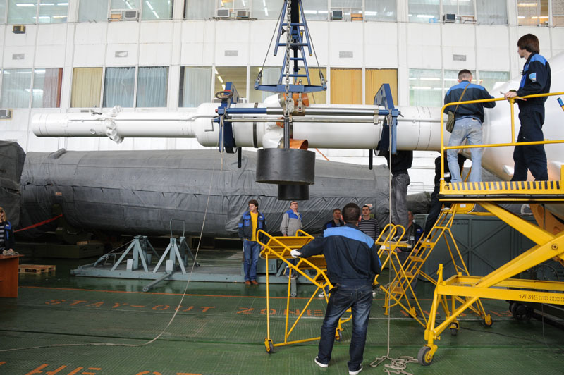 Lancement & retour sur terre de Soyouz TMA-08M  Soyuz_39