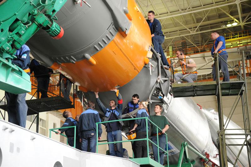 Lancement & retour sur terre de Soyouz TMA-08M  Soyuz_43