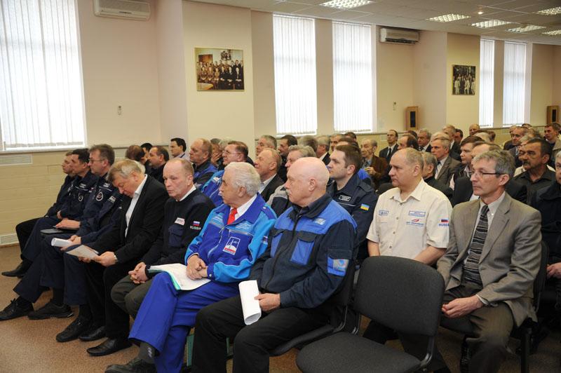 Lancement & retour sur terre de Soyouz TMA-08M  Soyuz_46