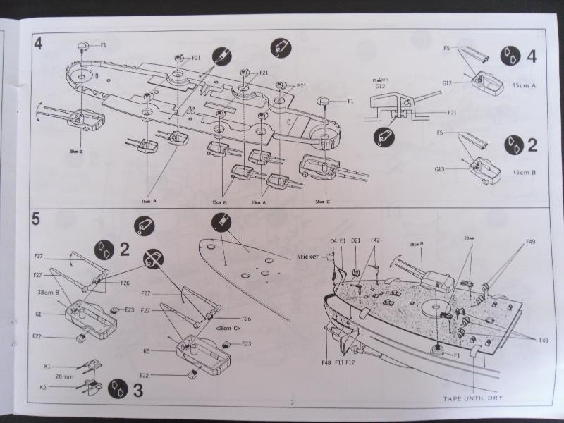TIRPITZ 1/350 ACADEMY + pont bois + rembardes photodecoupe Presen29