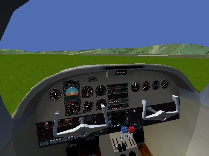 AEROSTAR 700 Fgfs-s46