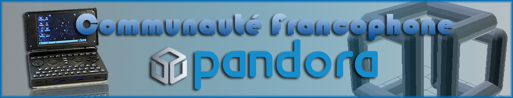 Forum Francophone OpenPandora