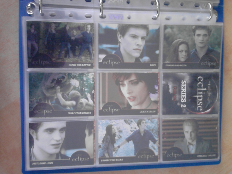[Saga Twilight] Cartes promotionnelles P1502113