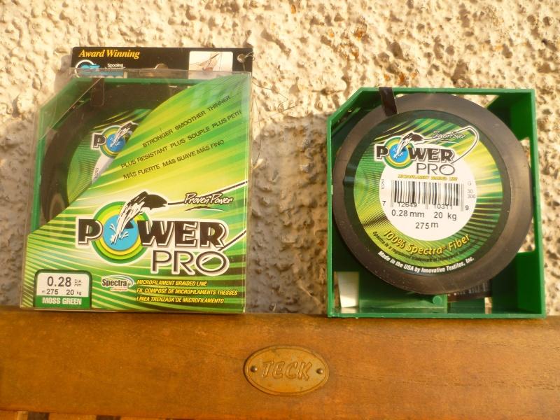 Tresse power-pro Power10