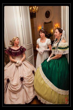 [Histo] Robe de Bal verte 14926010