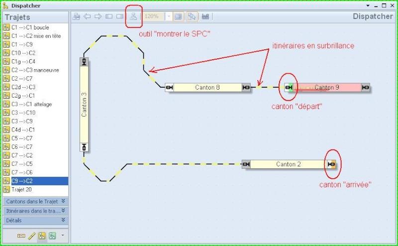 probleme simulation Trajet10