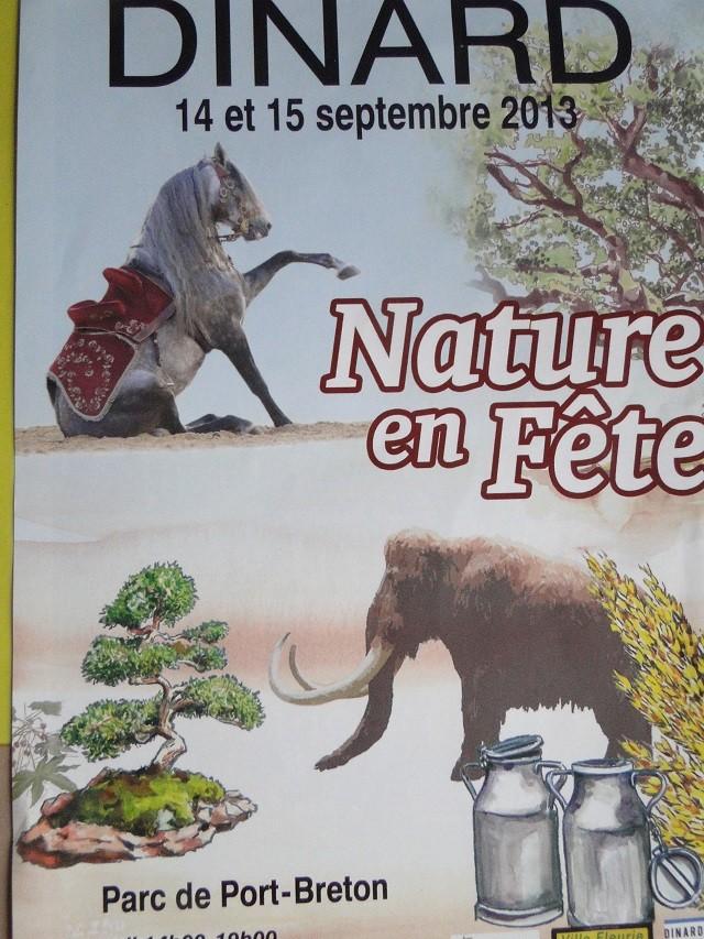 Nature en fête a Dinard 14 et 15 septembre  00210