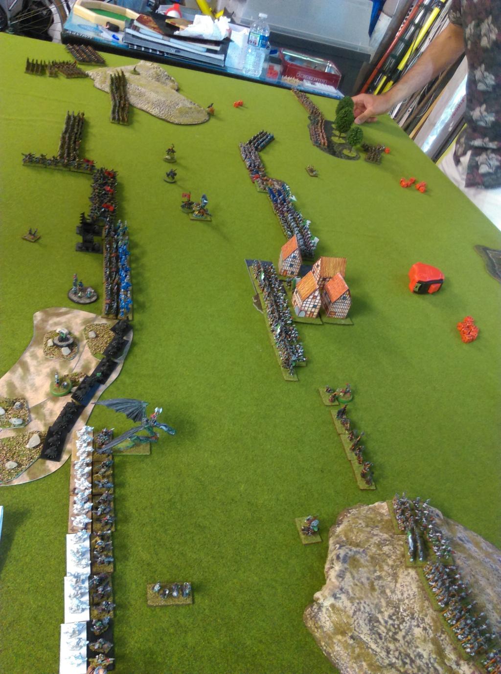 Partie de Warmaster Peaux Vertes contre du Nain et Empire Imag1515