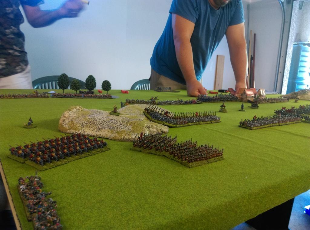 Partie de Warmaster Peaux Vertes contre du Nain et Empire Imag1516