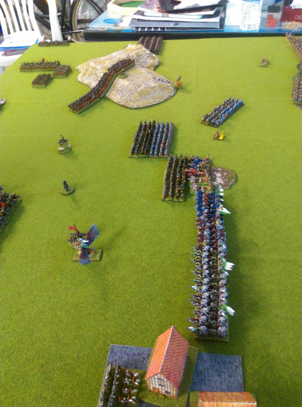 Partie de Warmaster Peaux Vertes contre du Nain et Empire Imag1517
