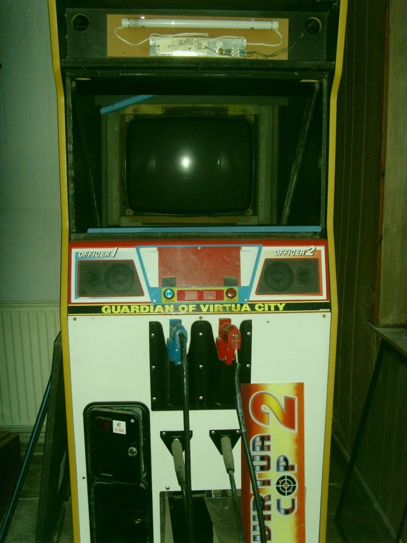 [VENDUE] Borne d'arcade Virtua Cop 2  75e Vcop2f10
