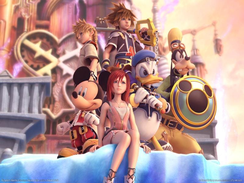 Kingdom Hearts Kingdo11