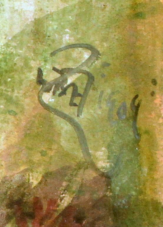 Unidentified Artwork Signat11