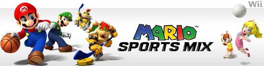 Mario Sports Mix - Official Website