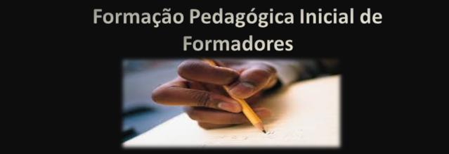 Formação Pedagógica de Formadores
