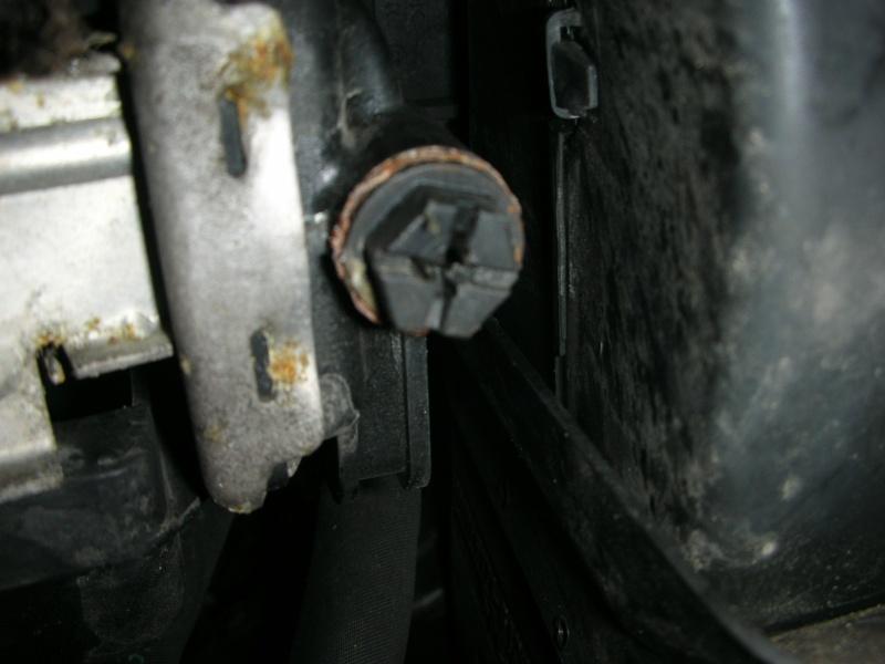changement radiateur moteur  Dscn8725