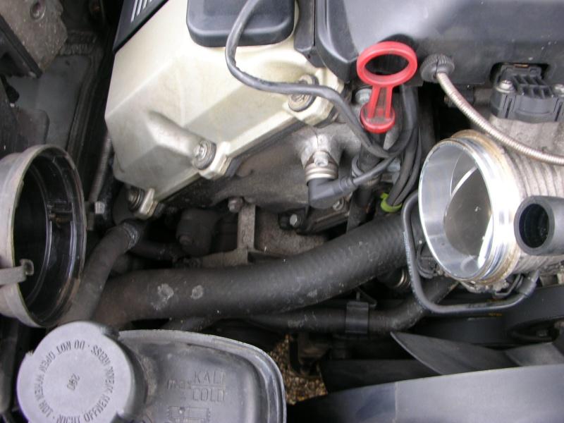 changement radiateur moteur  Dscn8726