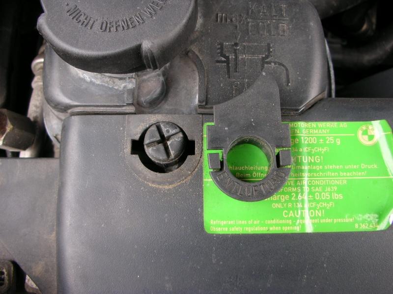 changement radiateur moteur  Dscn8732