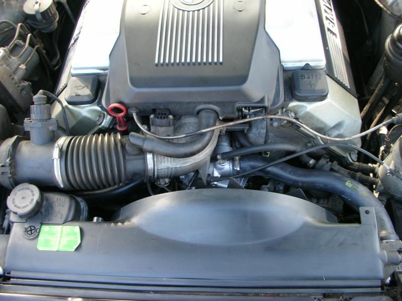 changement radiateur moteur  Dscn8827