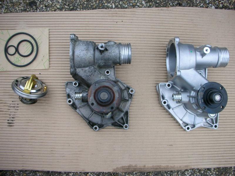 changement pompe a eau V8  Dscn8835
