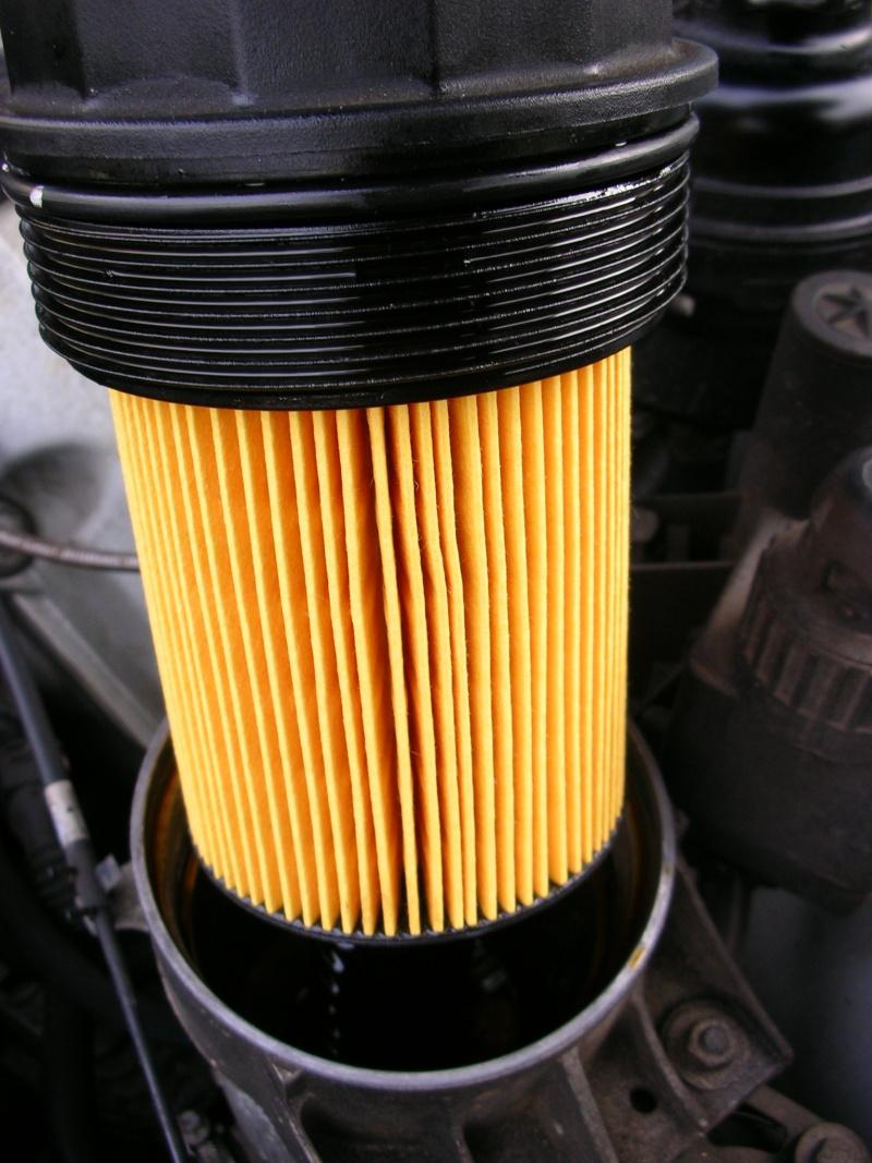 vidange moteur avec changement du joint de carter  Dscn8846