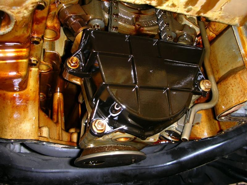 vidange moteur avec changement du joint de carter  Dscn8849