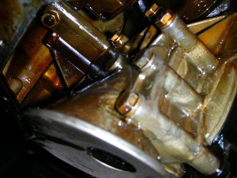 vidange moteur avec changement du joint de carter  Dscn8851