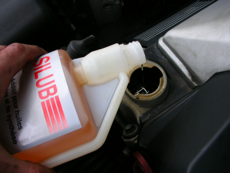 vidange moteur avec changement du joint de carter  Dscn8855