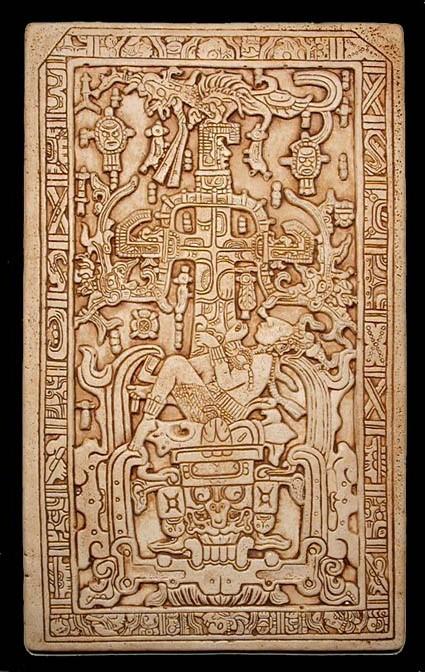 Le Mexique parle des ovnis Maya513
