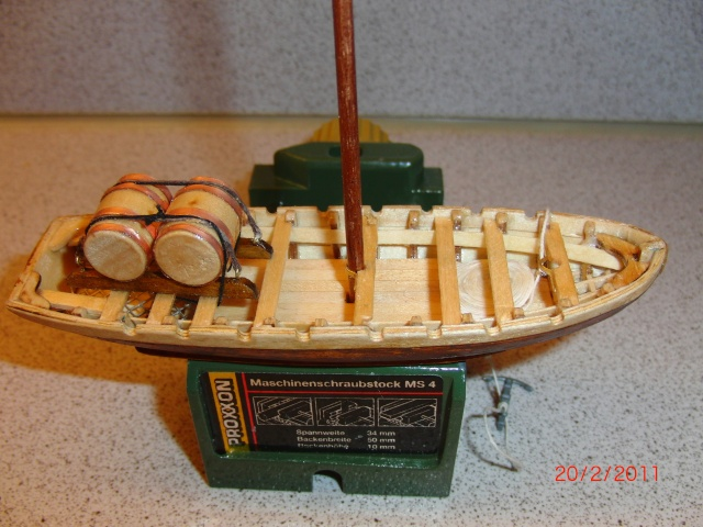 Huberts Baubericht Victory aus Holz Cimg1511