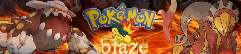 Pokemon Blaze Cabeza13