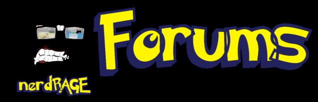 nerd RAGE Forum