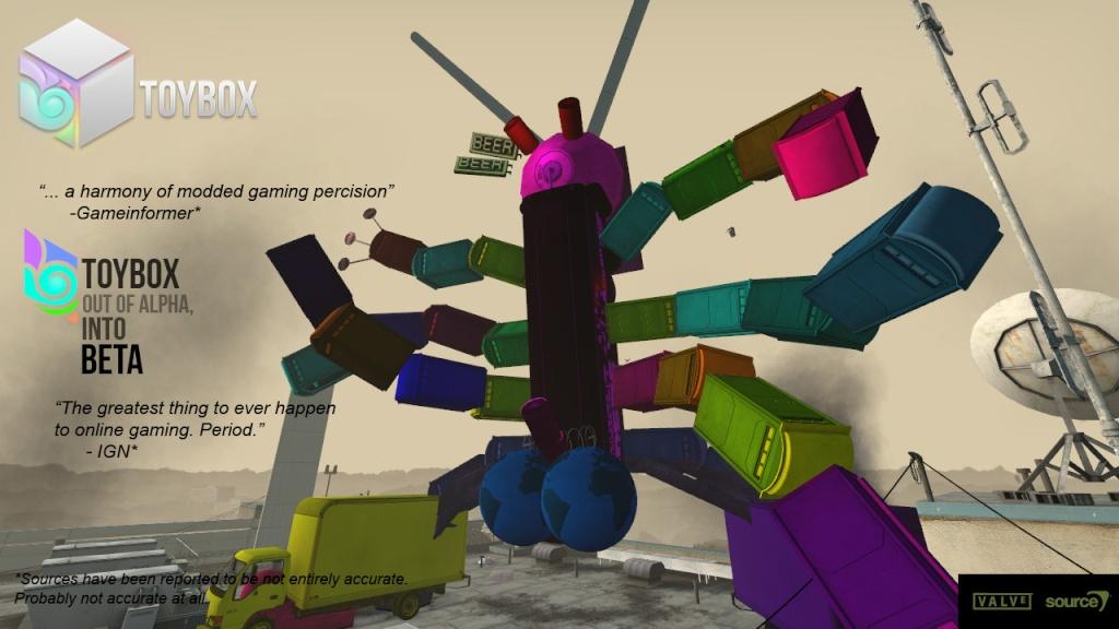 The toybox Ad. Lulz10