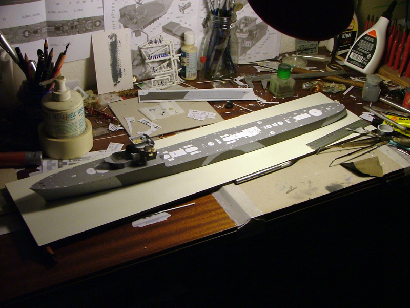 Contre-torpilleur Jaguar - 1/200 Dscf3914