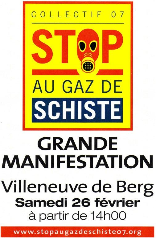 MANIFESTATION à VILLENEUVE DE BERG LE 26 FEVRIER !!!!! Rassem12