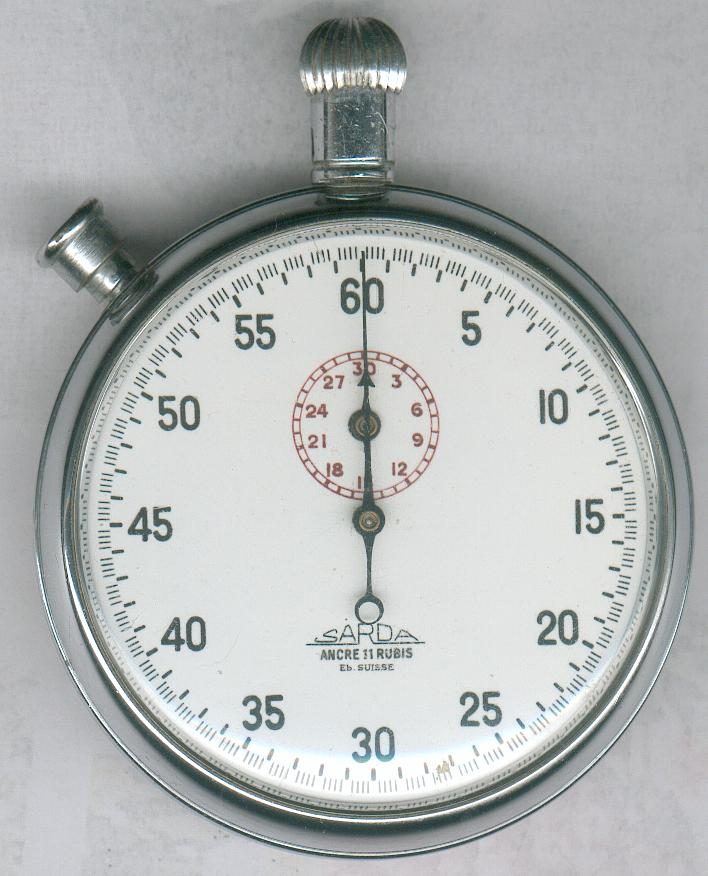 Mes chronographes : revue. Sarda10