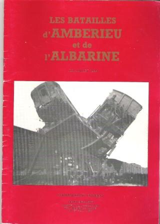 les batailles d'ambérieu et de l'Albarine Juin-Juillet 1944 110