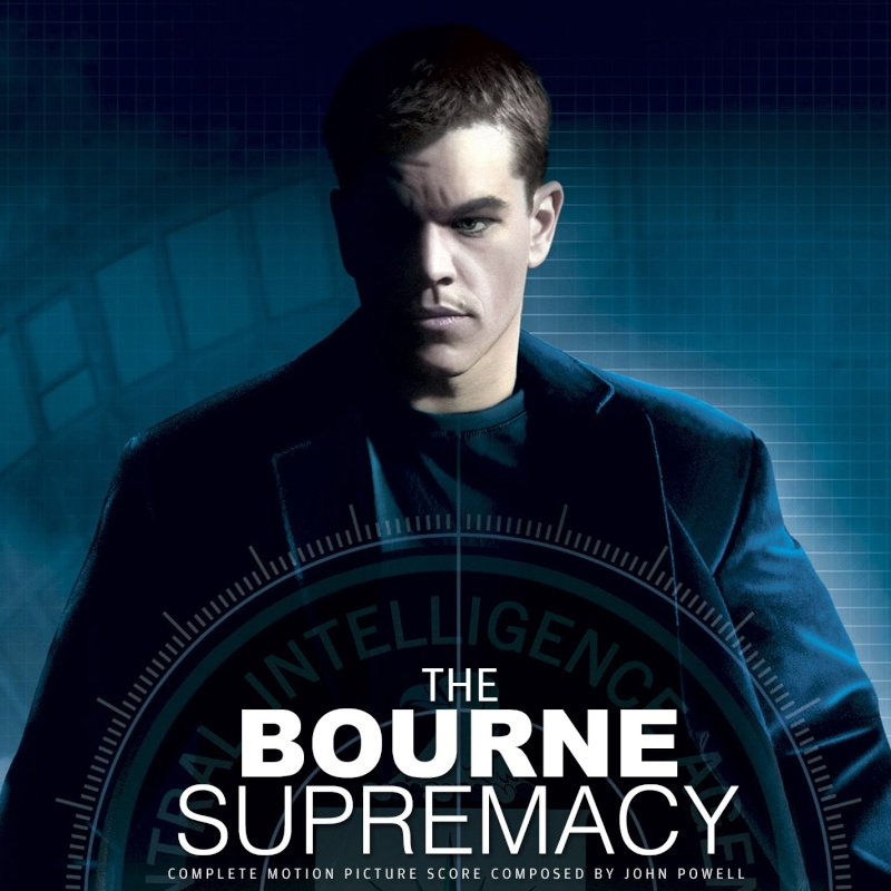 The Bourne Collection  :D  2004-610