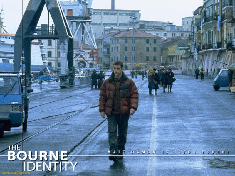 The Bourne Collection  :D  Identi17
