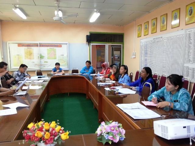 Mesyuarat MGC Daerah Keningau -11april2013 Dsc_1110