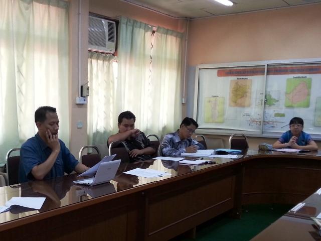 Mesyuarat MGC Daerah Keningau -11april2013 Dsc_1111